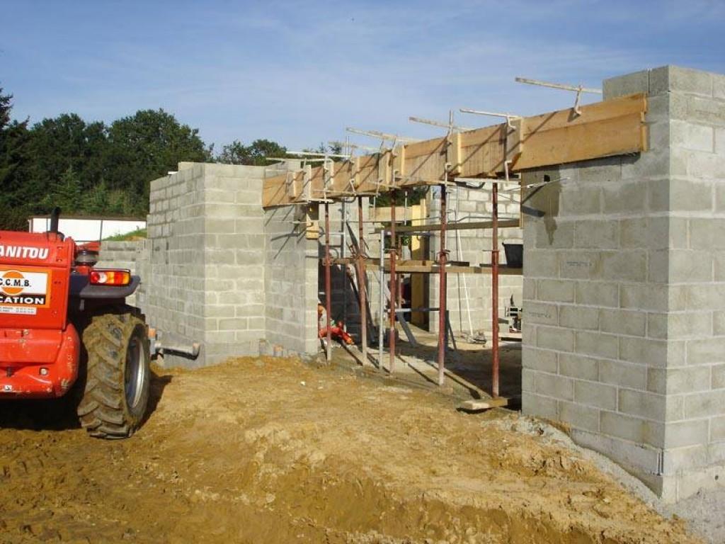 Constructeur maison individuelle lelievre for Procedure construction maison individuelle