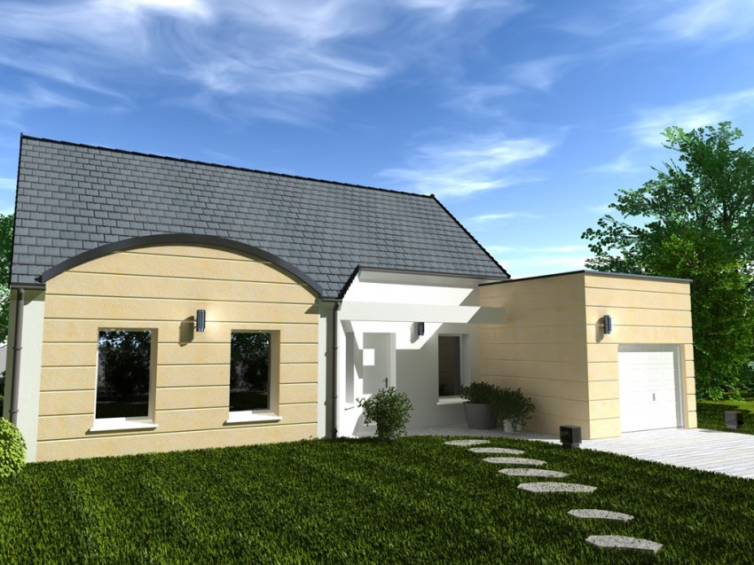 Prix maison domexpo avie home for Prix m2 construction maison individuelle