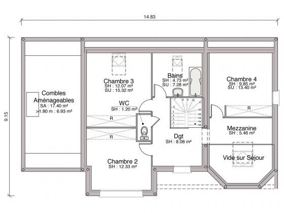 Construction Maison Individuelle Traditionnelle Koros De