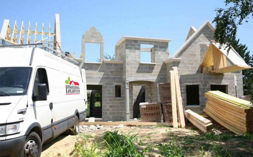 Photos Maisons Neuves Individuelles  Photo Chantier De Construction