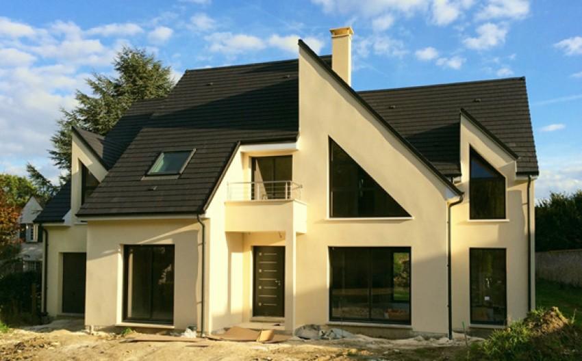 Prix construction maison neuve 200m2 avie home - Estimation prix construction maison neuve ...