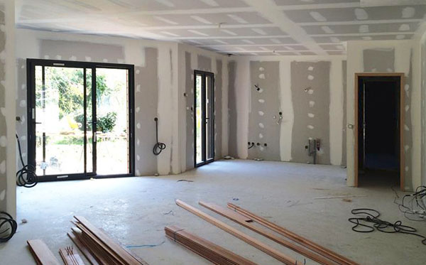 Visiter une maison t moin finie ou un chantier de construction for Maison en chantier