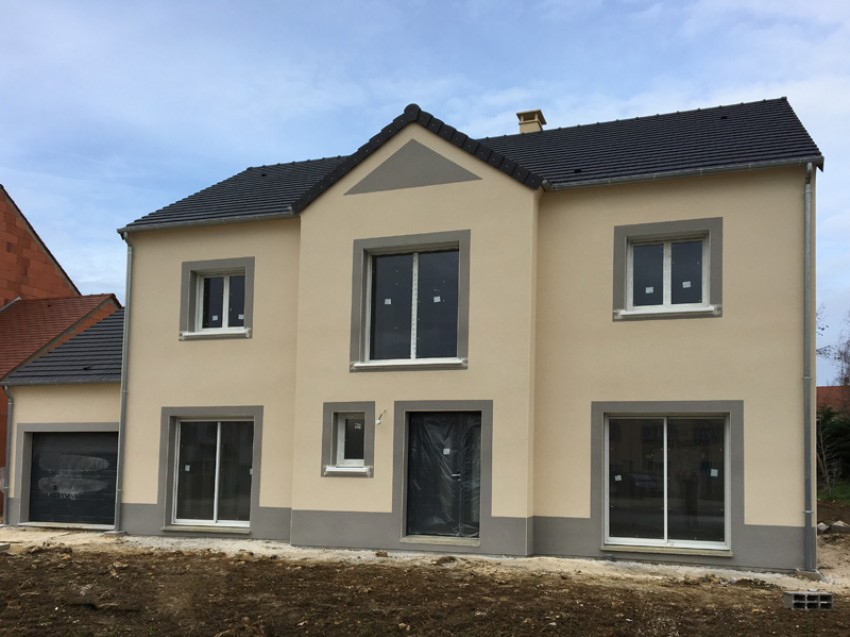 D coration maison 170m2 etage 19 plan de maison 170m2 for Prix construction maison etage
