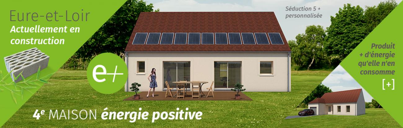 Constructeur de maison neuve rt 2012 sur le mans et la for Constructeur maison energie positive