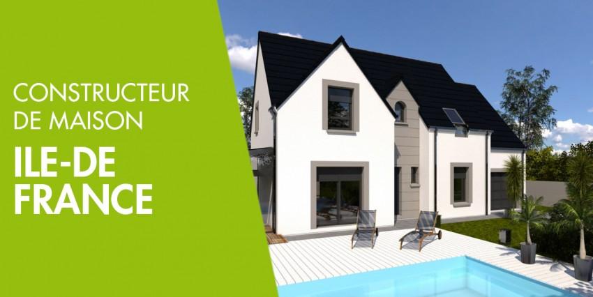 Constructeur de maison neuve ile de france constructeur maison for Construction maison neuve ile de france