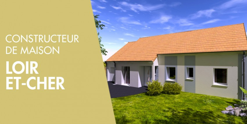 Constructeur De Maison Neuve Loir Et Cher 41 Constructeur Maison